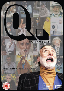 Q Volume 2: Series 4 and 5 (Q8, Q9)