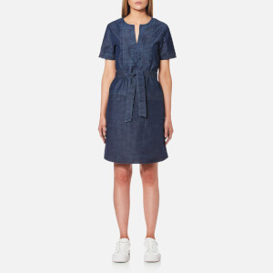 A.P.C. Women's Jess Dress - Indigo