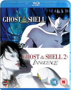 Ghost In The Shell Movie Double Pack (Ghost In The Shell, Ghost In The Shell: Innocence)