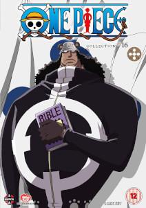 One Piece (Uncut) Collection 16 (Episodes 371-393)