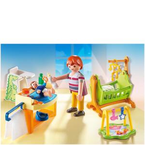 Playmobil : Chambre de bébé (5304)
