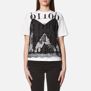 McQ Alexander McQueen Women's Hybrid Camisole Top - Black