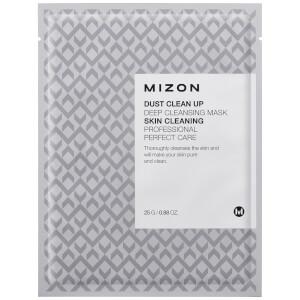 Mizon Dust Clean Up Deep Cleansing Mask 25g