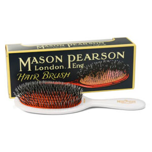 Mason Pearson Popular Bristle and Nylon Brush - BN1 - Ivory