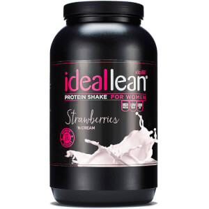 IdealLean Protein - Strawberries N Cream
