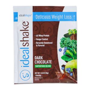 IdealShake Super Chocolate Sample