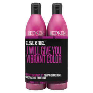 Redken Colour Extend Magnetics Shampoo and Conditioner Duo 500ml