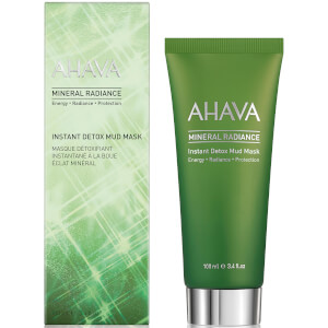AHAVA Mineral Radiance Instant Detox Mud Mask 3.4oz
