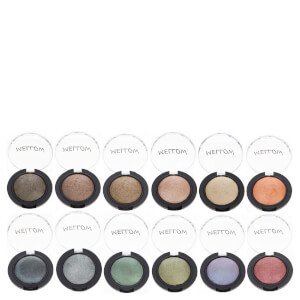 Mellow Cosmetics Baked Eyeshadow (Various Shades)