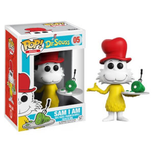Dr. Seuss Sam I Am Pop! Vinyl Figur