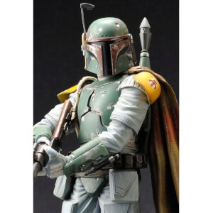 Star Wars Boba Fett Cloud City Ver ARTFX+ PVC Statue