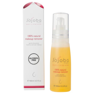 The Jojoba Company 100% Natural Make-Up Remover 3.3oz
