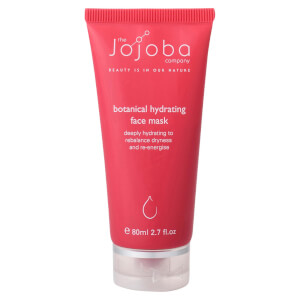 Masque Visage hydratant Botanical Hydrating Face Mask The Jojoba Company 80 ml