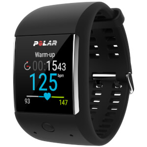Polar M600 GPS Sports-Smartwatch – Schwarz