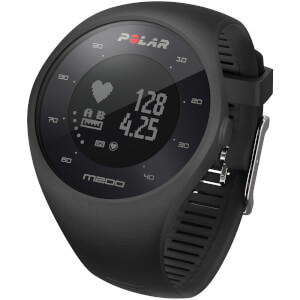 Polar M200 GPS Running Watch - Black