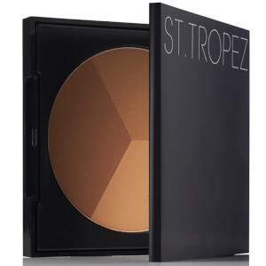 St. Tropez 3-in-1 Bronzing Powder 22g (Free Gift)