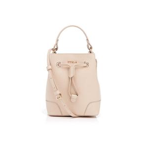 Furla Women's Stacy Mini Drawstring Bag - Acero
