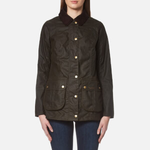 Barbour Women's Laurel Wax Jacket - Olive