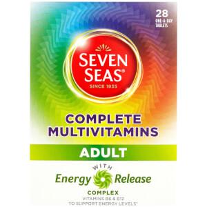 Seven Seas Complete Adult Multivitamins - 28 Tablets
