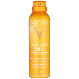 Vichy Ideal Soleil Invisible Hydrating Mist SPF 50 200 ml