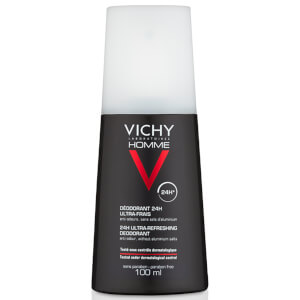 Vichy Homme Deo Vapo Intense Regulation 100ml: Image 3