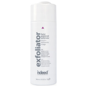 Indeed Labs Facial Powdered Exfoliator 75g