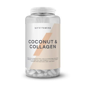 Myvitamins Coconut and Collagen V2