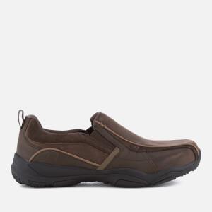 Skechers Men's Larson Berto Slip On Shoes - Dark Brown