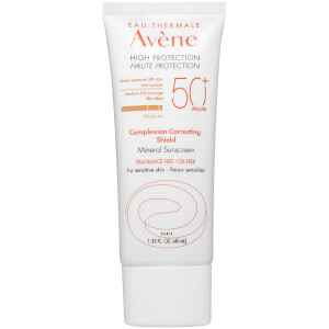 Avène High Protection Complexion Correcting Shield SPF 50+ 1.35 fl.oz. - Medium