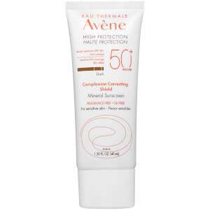 Avène High Protection Complexion Correcting SPF50+ Shield - Dark