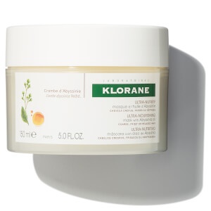 KLORANE Shampoo-Cream with Abyssinia Oil 6.7oz