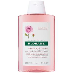 KLORANE Shampoo with Peony 200ml