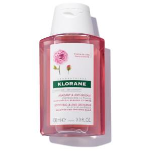 KLORANE Shampoo with Peony 3.3 fl.oz.