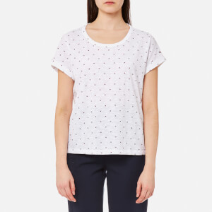 Tommy Hilfiger Women's Short Sleeve T-Shirt - White