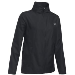 Under Armour Women's International Run Jacket - Black