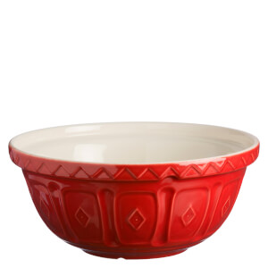 Mason Cash Colour Mix Mixing Bowl - Red 29cm