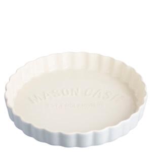 Mason Cash Bakewell Quiche Dish - Cream 24cm