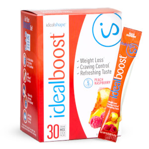 IdealBoost Peach Raspberry