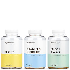 Myvitamins Complete Body Bundle