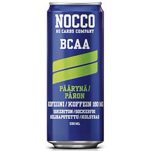 NOCCO BCAA, 1 x 330ml Can
