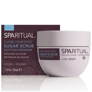 SpaRitual Close Your Eyes Sugar Scrub