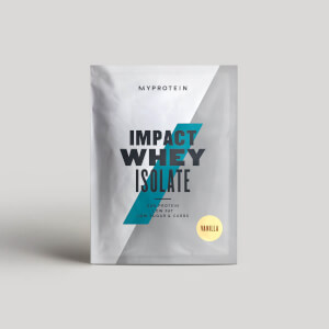 Myprotein Impact Whey Isolate (Sample) (USA)