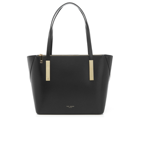 Ted Baker Women's Dimita Mini Grain Small Shopper Bag - Black