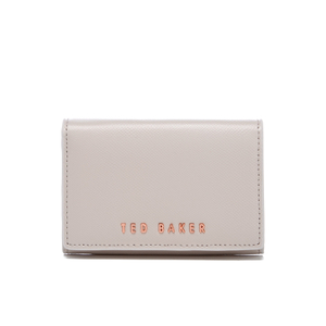 Ted Baker Women's Manzini Textured Small Purse - Light Grey