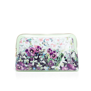 Ted Baker Women's Everie Entangled Enchantment Wash Bag - Navy