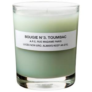A.P.C. Candle No.3 - Toumbac