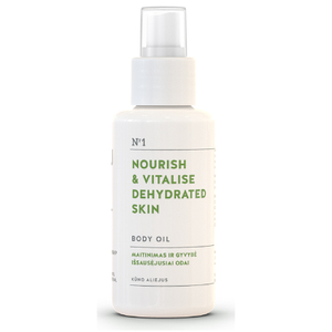 You & Oil Nourish & Vitalise Body Oil for Dehydrated Skin 100ml