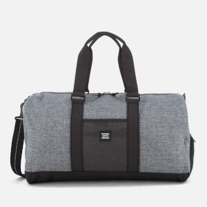 Herschel Supply Co. Aspect Novel Holdall - Raven Crosshatch/Black
