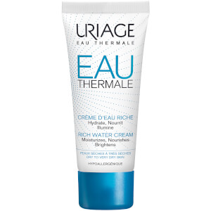 URIAGE Thermal Water Rich Water Cream 1.35 fl.oz