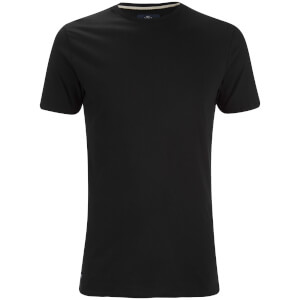 Threadbare Men's Max Long Line T-Shirt - Black